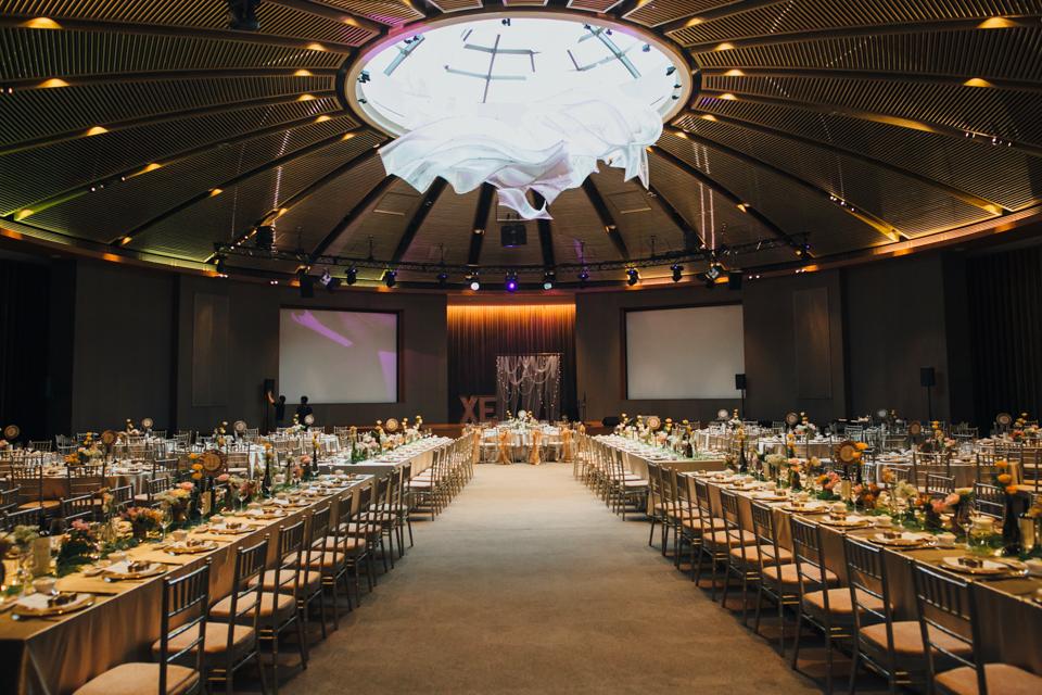 Capella Singapore Nautical Themed Wedding