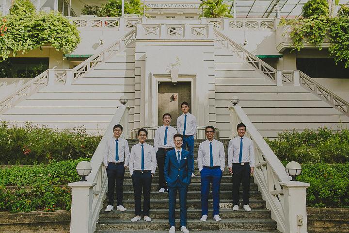 Singapore Wedding Photographer - Hotel Fort Canning Wedding-47