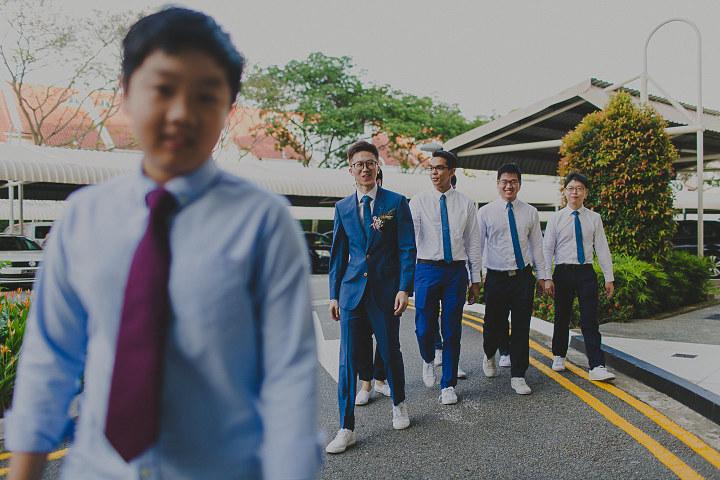 Singapore Wedding Photographer - Hotel Fort Canning Wedding-7