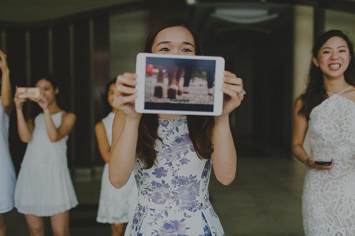 Singapore Wedding Photographer - Hotel Fort Canning Wedding-8