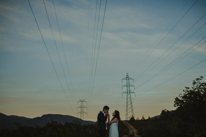 Tasmania Wedding Photographer - Cradle Mountain Elopement-2