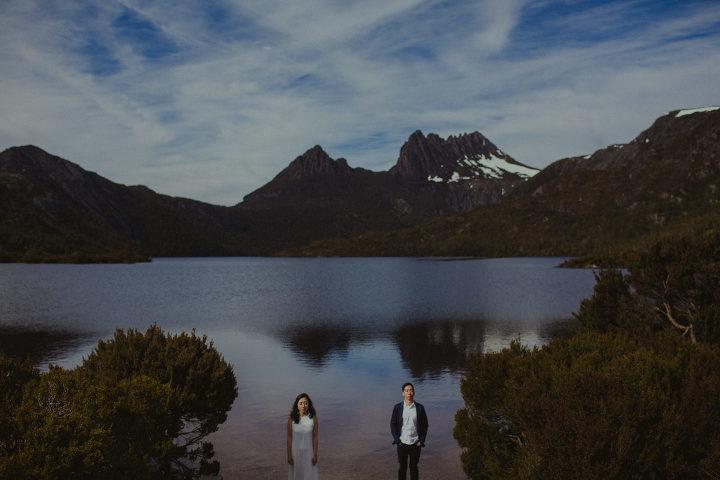 Tasmania Wedding Photographer - Cradle Mountain Elopement-23
