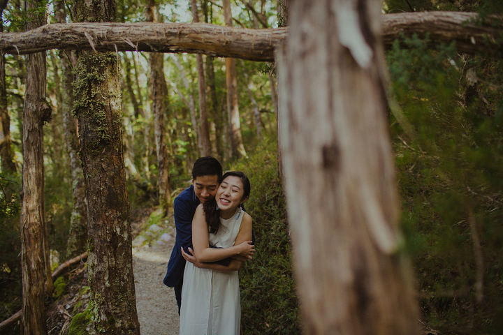 Tasmania Wedding Photographer - Cradle Mountain Elopement-24