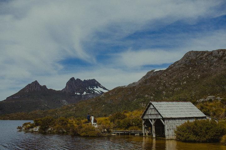 Tasmania Wedding Photographer - Cradle Mountain Elopement-26