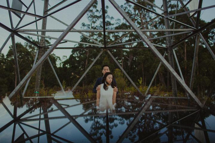Tasmania Wedding Photographer - Cradle Mountain Elopement-7