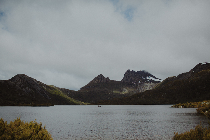 Tasmania Wedding Photographer - Cradle Mountain Engagement Session-25