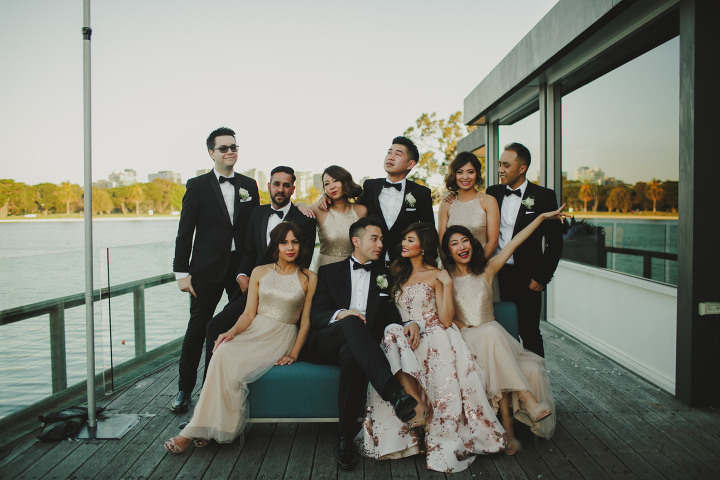 Melbourne Wedding Photographer - Jennifer + Matthew-19