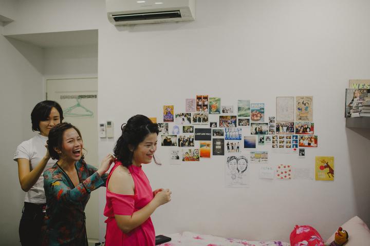 Relish Wild Rocket Wedding - Singapore Wedding Photographer-1