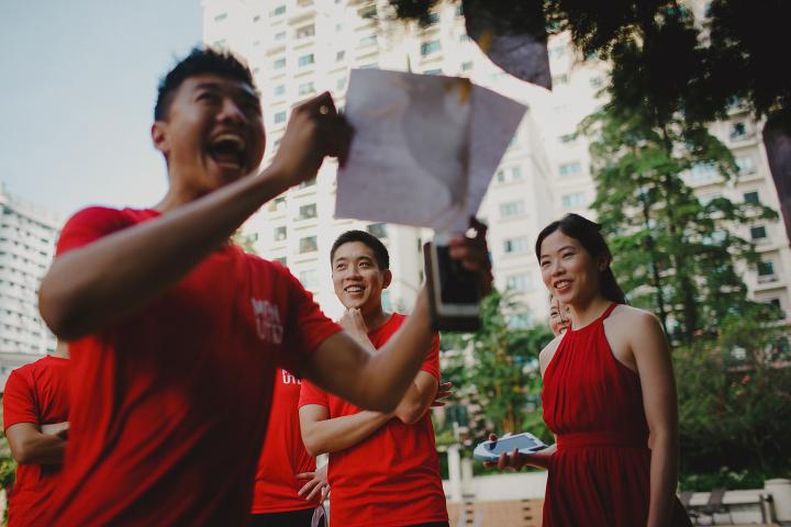 Relish Wild Rocket Wedding - Singapore Wedding Photographer-12