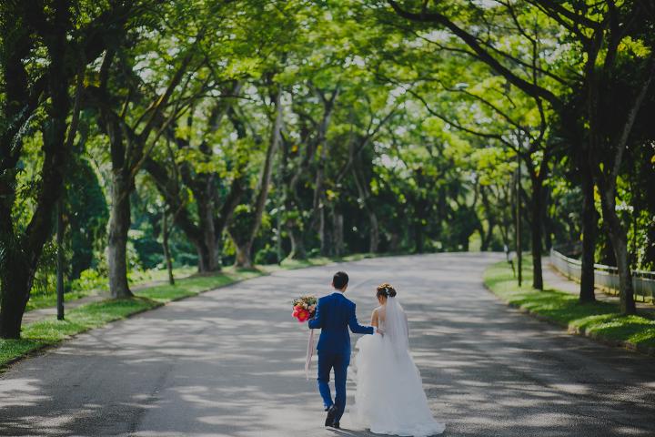 Relish Wild Rocket Wedding - Singapore Wedding Photographer-20