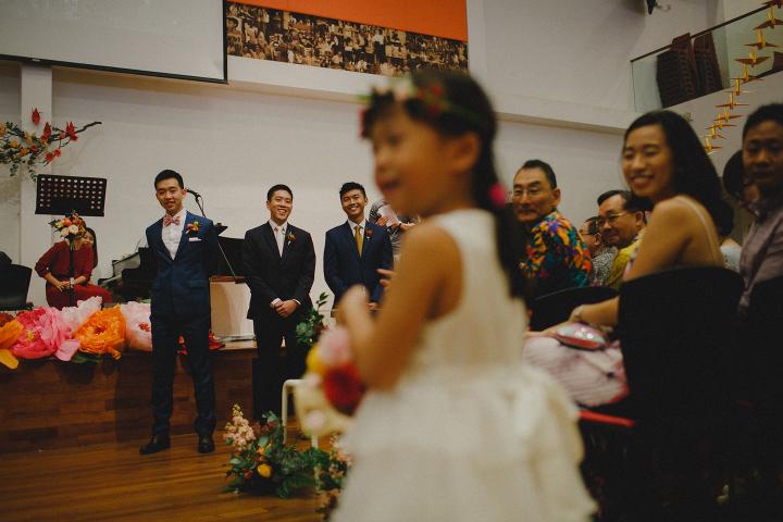 Relish Wild Rocket Wedding - Singapore Wedding Photographer-28