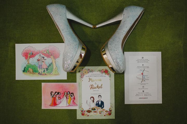 Relish Wild Rocket Wedding - Singapore Wedding Photographer-3