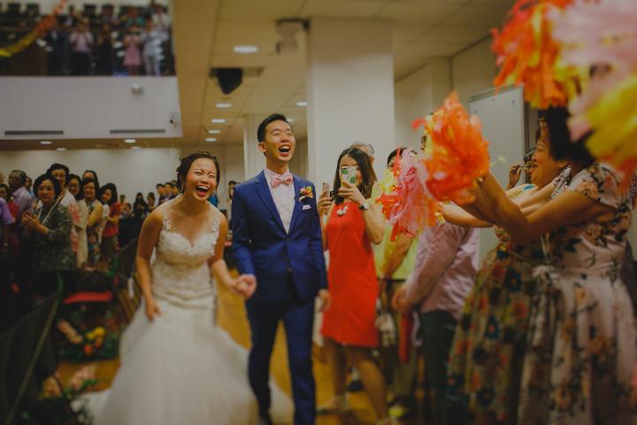 Relish Wild Rocket Wedding - Singapore Wedding Photographer-35