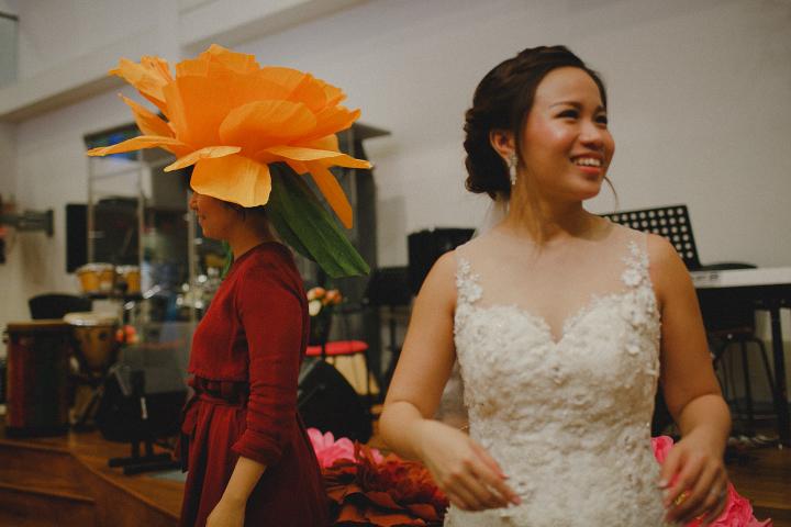 Relish Wild Rocket Wedding - Singapore Wedding Photographer-42