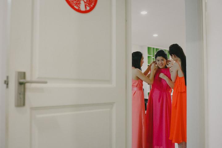 Relish Wild Rocket Wedding - Singapore Wedding Photographer-5