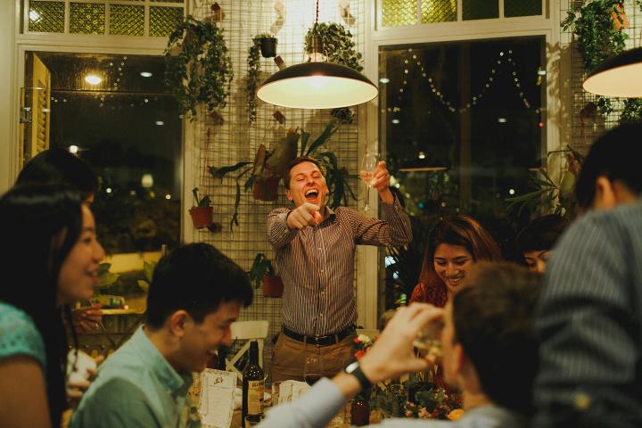 Relish Wild Rocket Wedding - Singapore Wedding Photographer-76