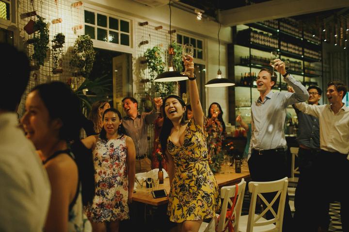 Relish Wild Rocket Wedding - Singapore Wedding Photographer-84