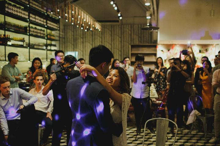 Relish Wild Rocket Wedding - Singapore Wedding Photographer-88